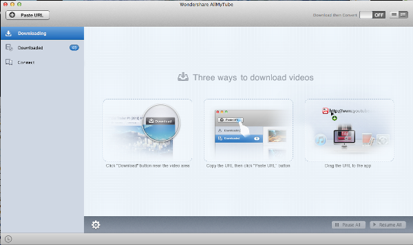 How to download videos off youtube on mac pc note there are 2 other ways to get the video downloaded one is directly click the download button appearing on the corner of playing video ccuart Gallery